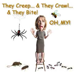 Targeted And Safe Pest Exterminator Twin Cities, MN